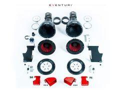 E63 M6 Eventuri carbon fibre induction kit