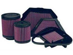 K&N air filter element, for all F20/1 M135i, F22/23 M235i, F30/31 335i and F32/33 435i model