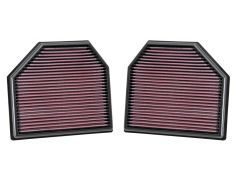F06, F12 and F13 M6, K&N replacement air filter kit