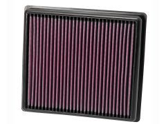 K&N air filter element, for all F22/3 218i, 220i and 228i