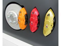 BMW M Performance brake kit (Front and rear)