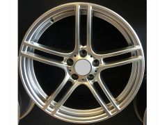 Performance twin spoke wheel set, available in various sizes/colours