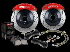 Stoptech Sport big brake kit E71 X6 Front 380 x 32mm