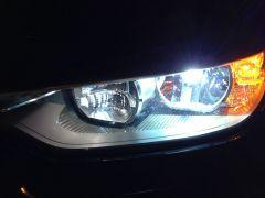 F22, F23 Xenon headlight conversion