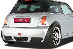 CSR bodykit, hatchback
