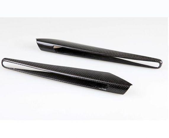 MStyle wing vents trims, carbon fibre