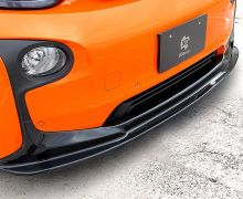 I3 full front splitter