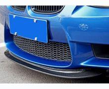 BMW E92/3 M3 Carbon Fiber Front Lip Spoiler splitter