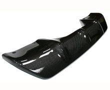 F16 X6 carbon rear diffuser