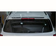 F15 X5 and F85 X5M MSt;yle Carbon roof tailgate lip spoiler