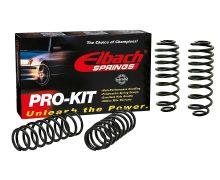 Eibach pro-kit for F34 GT 320i, 328i, 318D and 320D models