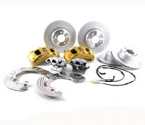 F22, F23 Genuine BMW M performance brake kit, various colours