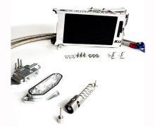 Mosselman MSL motorsport oil cooler kit including thermostat