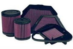 K&N air filter 118d, 120d and 123d