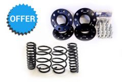 Eibach Lowering Springs and Spacers Offer for BMW 3 Series