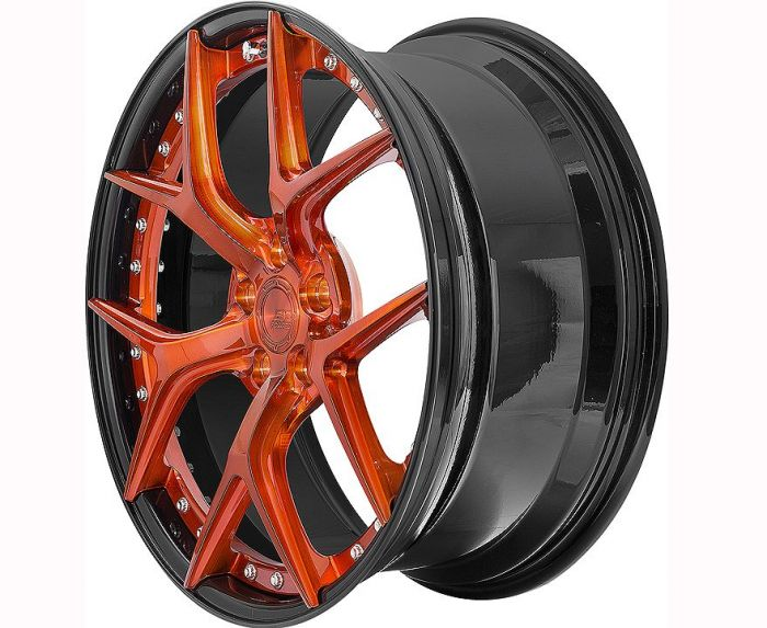 BC Forged, HT02S, 20'' - 21'', various colours