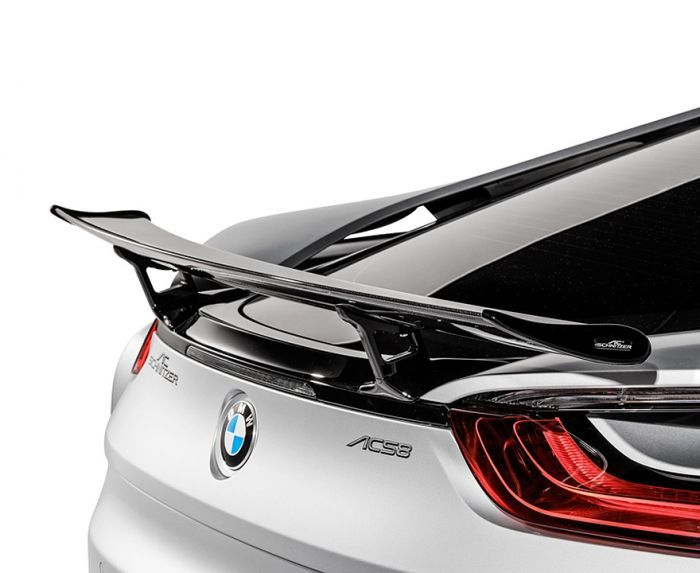 Ac Schnitzer Carbon Fibre Rear Wing For All Bmw I8 Models Bmw