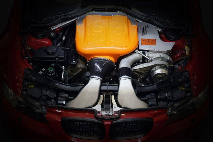 G Power SK 2S Supercharger 610 for E90 E92 E93 M3