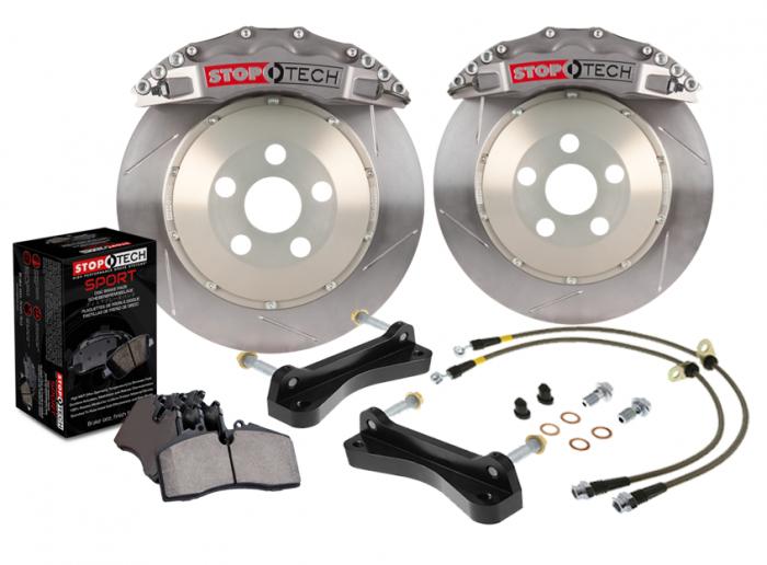 StopTech Trophy Race big brake kit E46 M3 Front 380 x 32mm